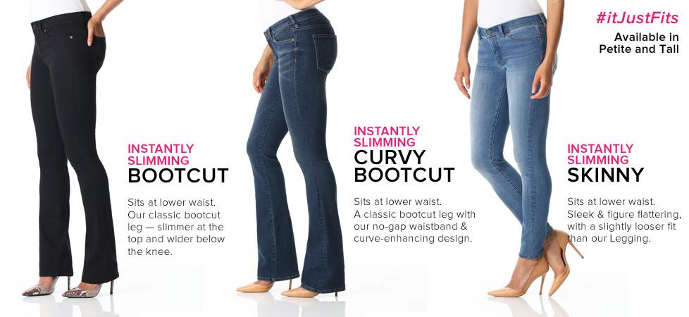 jeans vs flare