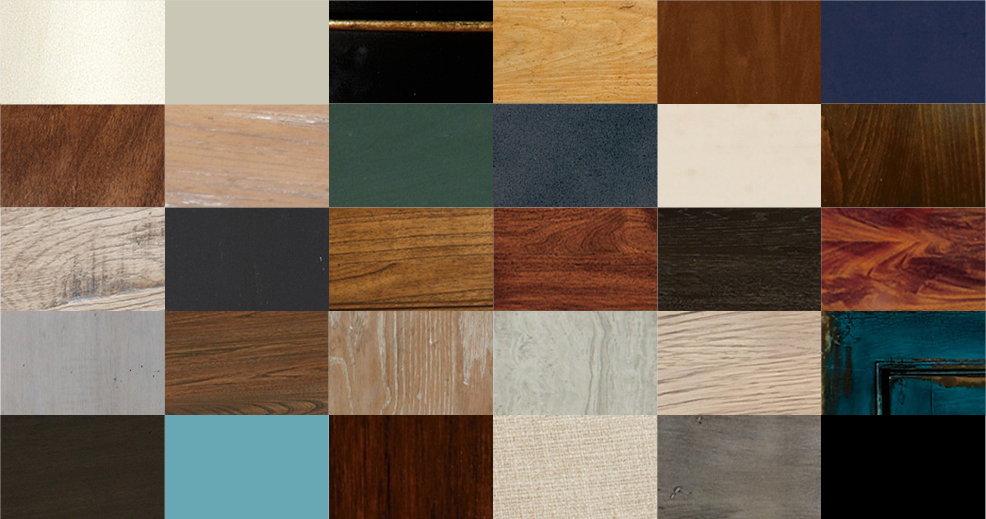 wood colours for furniture. finishes_grid wood colours for furniture