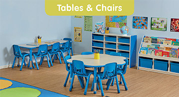 School Furniture Classroom And Nursery Furniture From TTS - Nursery tables and chairs