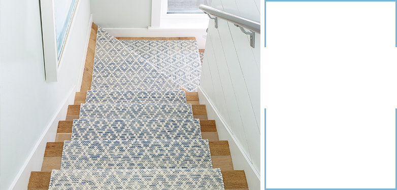 Perfect Stair Runner. Installation Tips! StairRunnerRugs