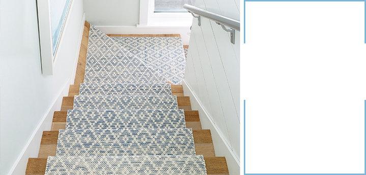 Stair Runner. Installation Tips! StairRunnerRugs