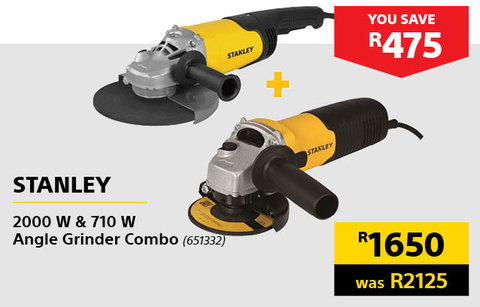 Stanley-Angle-Grinder-Combo