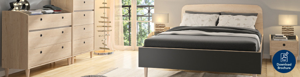 Denver Bedroom Furniture Collection | Bensons for Beds