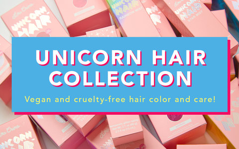 Semi Permanent Hair Dye - Unicorn Hair - Lime Crime